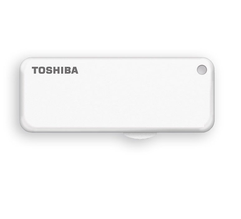 Toshiba-U203-64GB-USB-2-0-Capacity-Blanco-unidad-flash-USB