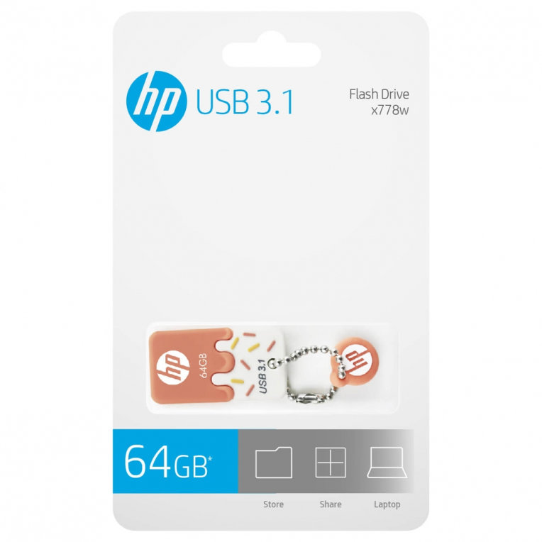 Pendrives USB HP