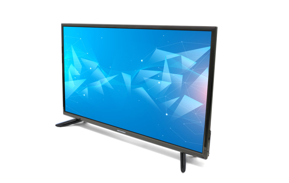 Televisores LED microvision