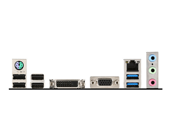 Placas base MSI