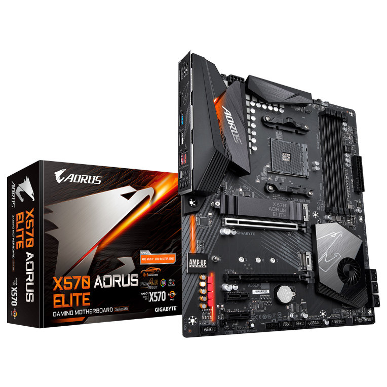 Placas base Gigabyte