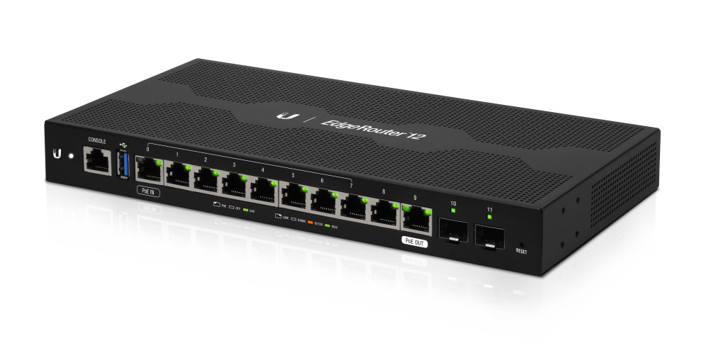 Routers con cable Ubiquiti Networks