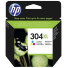 HP Cartucho de tinta Original 304XL tricolor