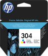 TINTA HP 304 TRI-COLOR