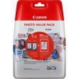 MULTIPACK CANON PG 545XL CL546XL PAPEL 50 HOJAS
