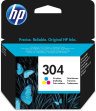 TINTA HP 304 TRI-COLOR UUS