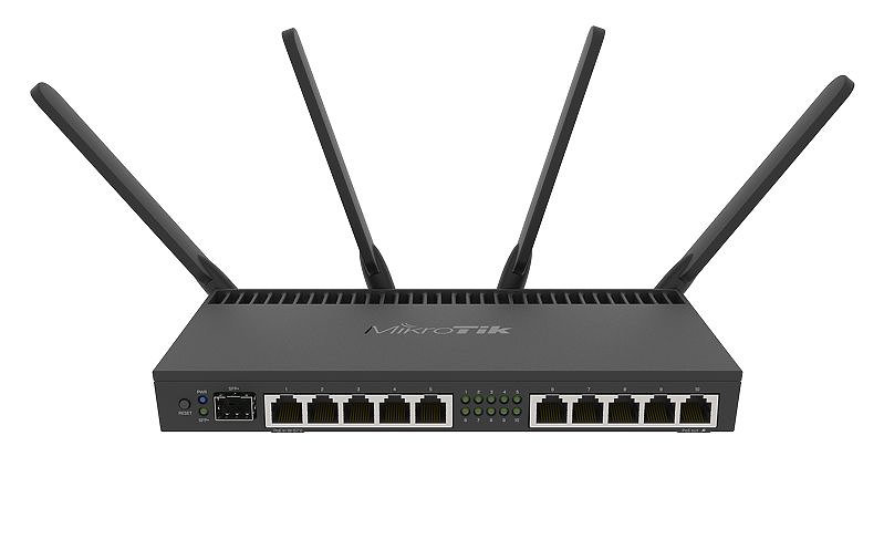 Routers Wireless Mikrotik