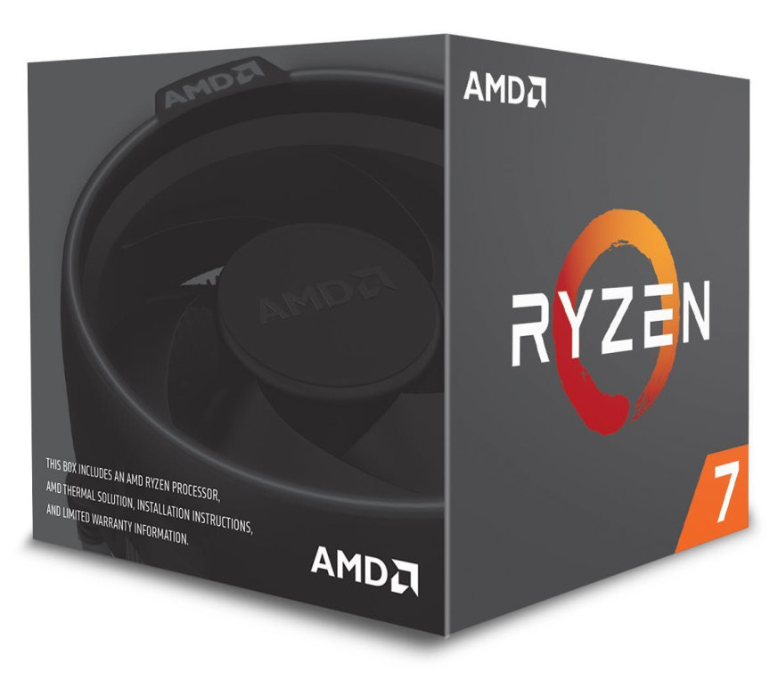 CPU AMD RYZEN 7 2700 AM4